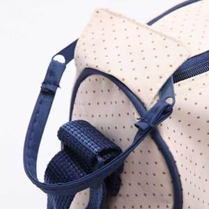 Image 4 - 5 pcs/set Baby Care Diaper Bag Mummy Stroller Handbag Set Maternity Nursery Organizer Hobos Nappy Changing Mat Bottle Holder