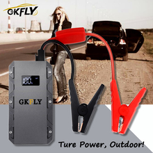 Car-Charger Power-Bank Car-Battery-Booster Jump-Starter Buster GKFLY 20000mah Multi-Function