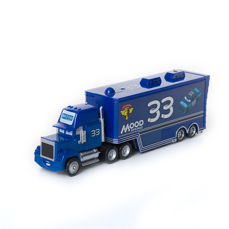Cars Disney Pixar Cars 3 Toys No 33 Mack Uncle Truck Lightning