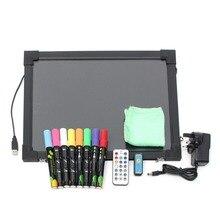 ЖК-планшет с цифровым рисунком, электронный блокнот для рукописного ввода, графическая доска для сообщений, детская доска для рисования, светодиодный