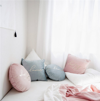 Nordic Light Pillowcase Bedroom Departments Living Room Pillowcases Rooms
