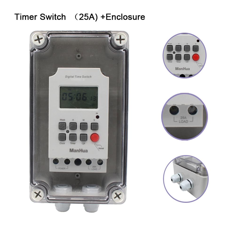 digital programmable timer