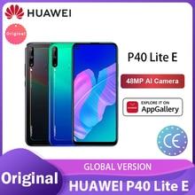 Huawei P40 lite E Globale Version 4GB 64GB Handys 48MP AI Kameras 6.39 ''FHD Bildschirm Kirin 710 Octa Core Смартфоны телефон
