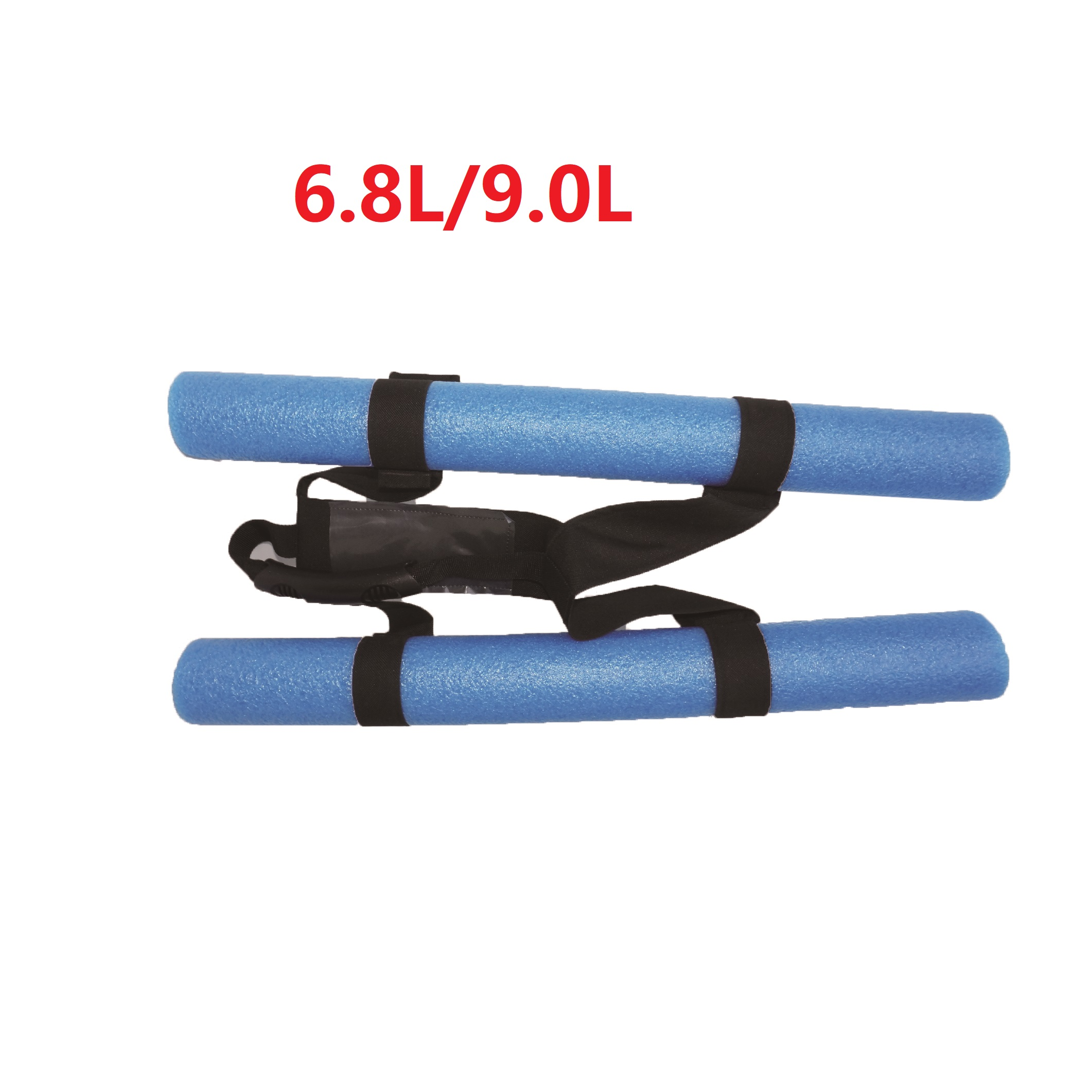 AC8001 Acecare 6.8L/9L Hpa 4500psi Scuba Tank Carbon Fiber Cylinder Handle Rifle Shooting Handmade Blue For Pcp Air Rifle
