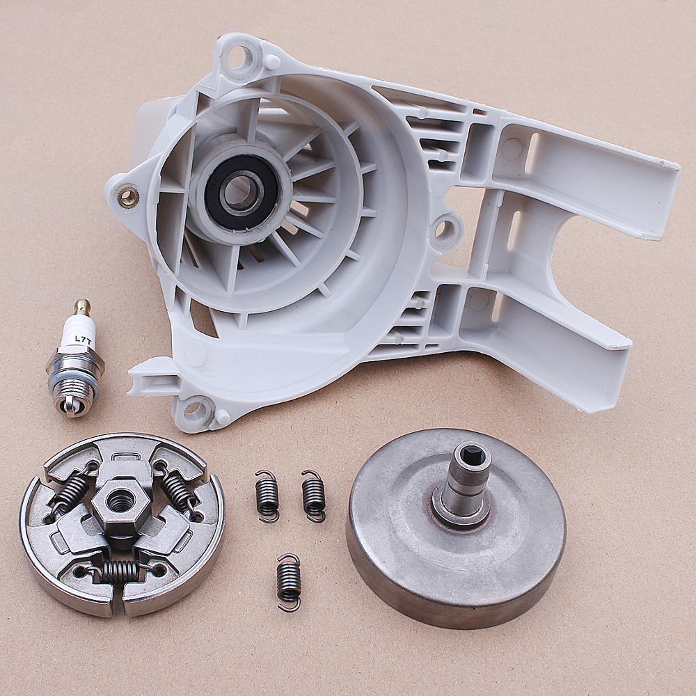 Clutch Drum Housing Kit for Stihl FS80 FS85 FC80 FC85 HT70 HT75 Trimmer Parts 4137 160 2001