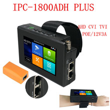 Cctv-Tester TDR Ipc-1800adh-Plus RJ45 Cable Ahd-Camera Analog CVI TVI Best-Price Factory-Direct-Sale