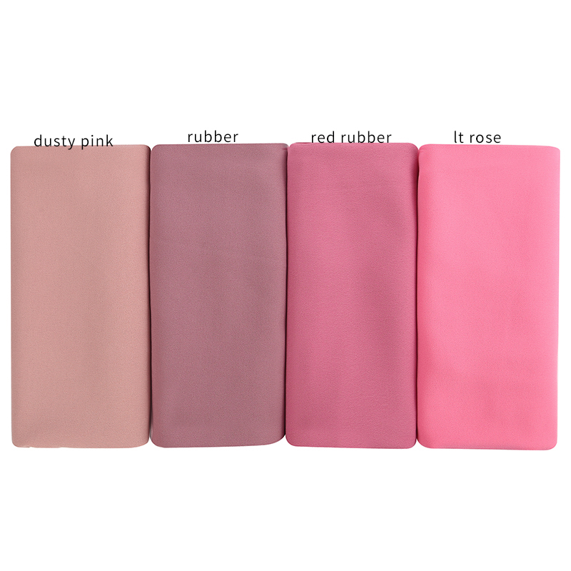 20pcs/lot Big Size 180*85cm High Quality Bubble Chiffon Women Muslim Hijab Scarf Shawl Wrap Solid Plain 24 Colors