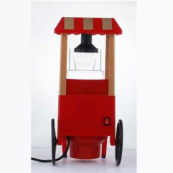 Classic Car Popcorn Machine Mini Small Blow-Type Household Electric