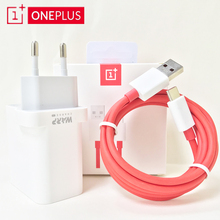 Original OnePlus 8 Pro EU US Warp Charge Power Adapter 30W Charger Cable Quick Charge 30W For OnePlus 8 7T 7 Pro 7 6 6T 5 5T