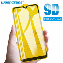 9D Full Cover Tempered Glass For Xiaomi Redmi 7 7A K20 Pro2 X S3 Protective Screen for Note 8 7S 7Pro Protector Film