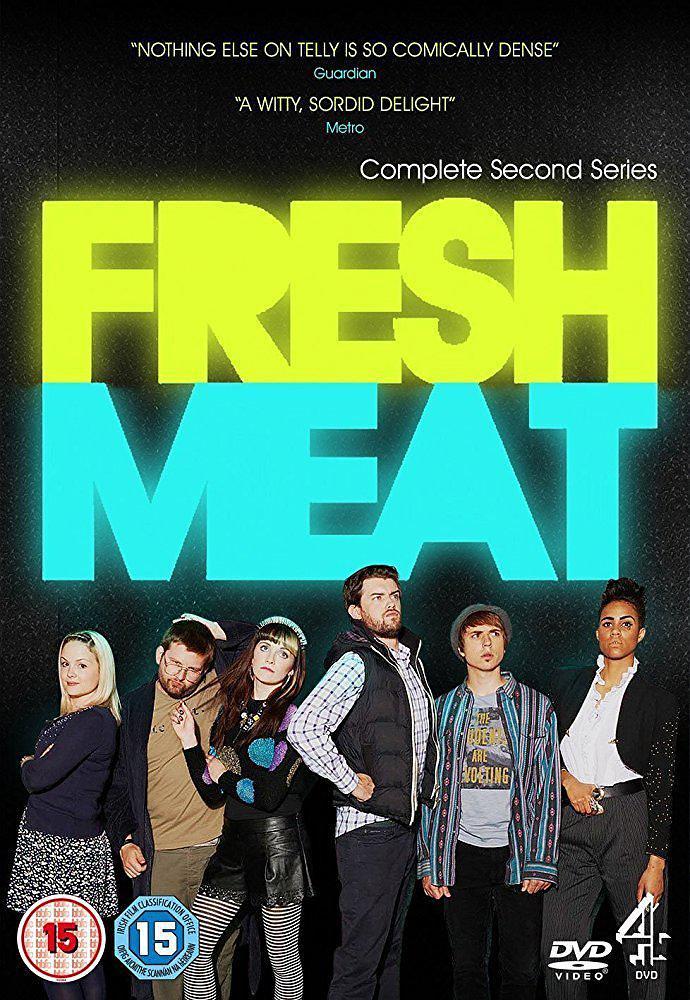 新生六居客 第二季 Fresh Meat Season 2