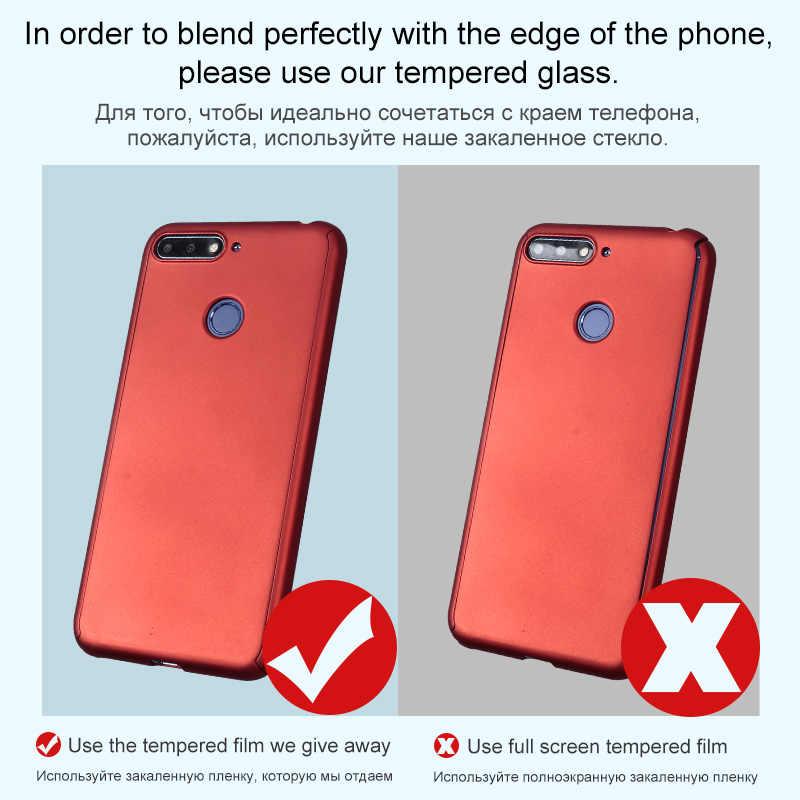 فاخر 360 غطاء كامل قضية الهاتف لسامسونج غالاكسي S10 S9 S8 زائد S7 حافة نوت 10 9 8 صدمات حالة S10 زائد الغطاء الواقي