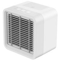 Portable Air Conditioner Fan  Mini Personal Evaporative Air Cooler Small Desktop Cooling Fan   Super Quiet Personal Table Fan Mi|Humidifiers| |  -