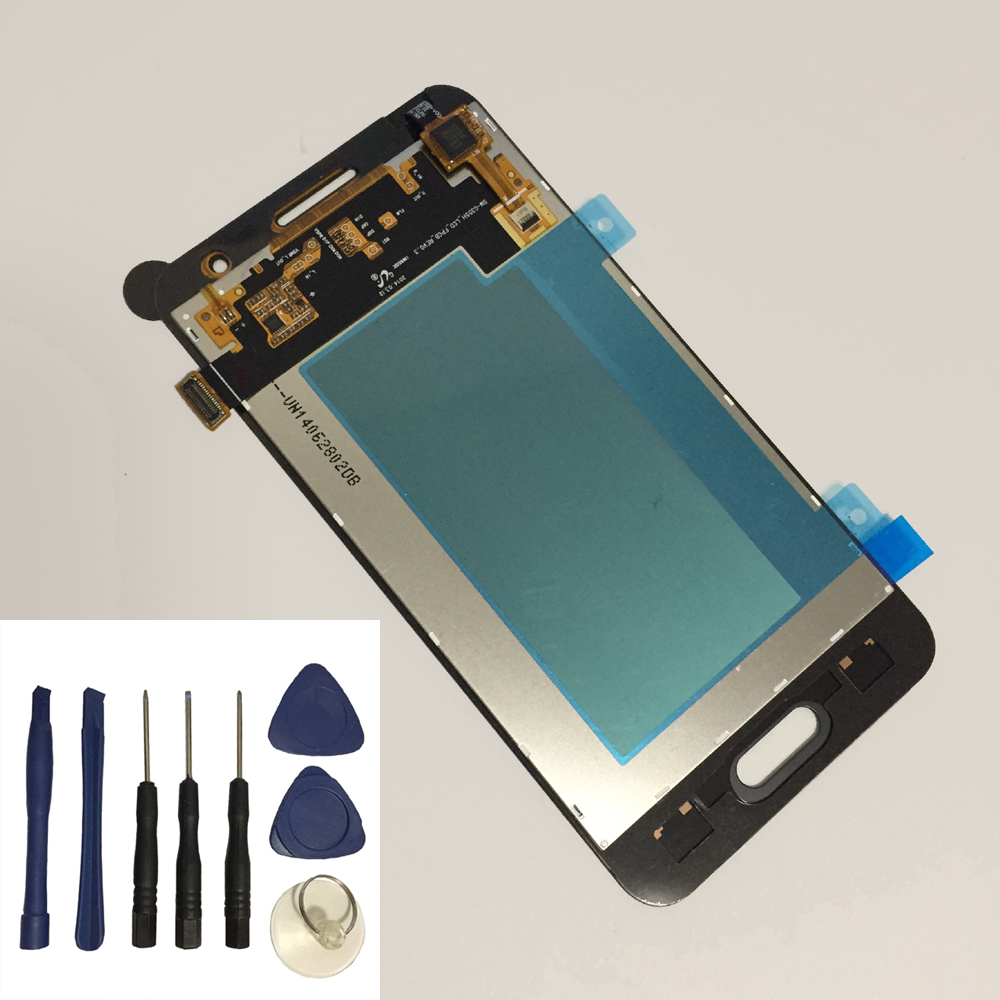 For Samsung Galaxy Core 2 G355 <font><b>G355H</b></font> G3559 G355M Duos Touch Screen Digitizer + LCD <font><b>Display</b></font> Monitor Module Assembly + Free Tools image