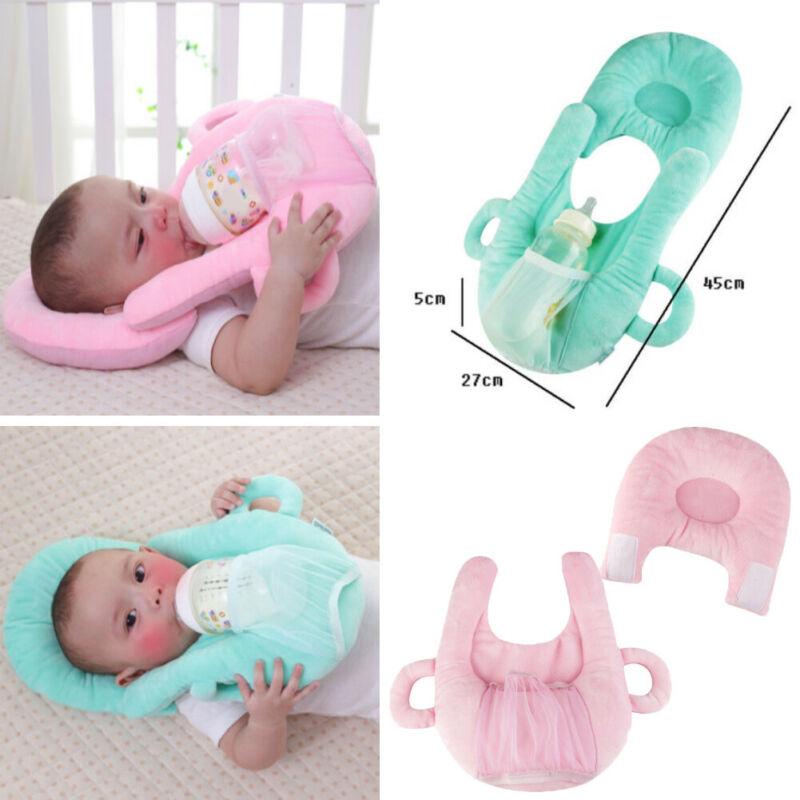 Hot Selling Infant Baby Nursing Cushion Anti Roll Prevent Flat Head Cushion Sleep Pillow Toddler Breastfeeding Pillow