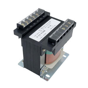 BK-50VA 50W BK type control power transformer 220V/380V input 220V 110V 36V 24V 12V 6.3V 80V output Special Voltage Customize