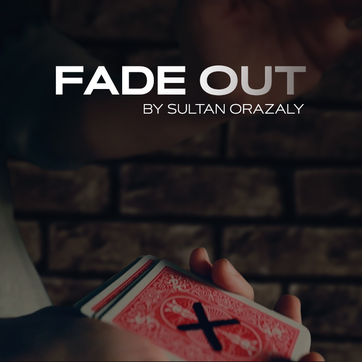 Fade Out By Sultan Orazaly-Magic Tricks