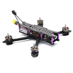 Image 2 - HSKRC HX230 X250 230mm 250mm בסיס גלגלים סיבי פחמן FPV מירוץ Drone מסגרת פריסטייל עבור DJI FPV אוויר יחידה DJI דיגיטלי FPV מערכת