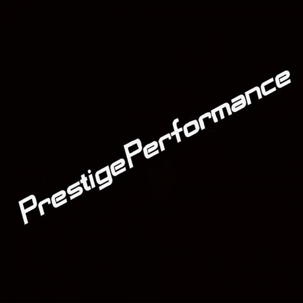 2PCS 55CM*5CM Car Prestige Performance Hellaflush Windshield Vinyl Car Stickers Decal Hot