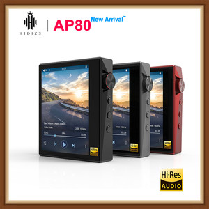 Image 1 - Hidizs AP80 Hi Res ES9218P Bluetooth HIFI Music MP3 Player LDAC USB DAC DSD 64/128 FM Radio HibyLink FALC DAP