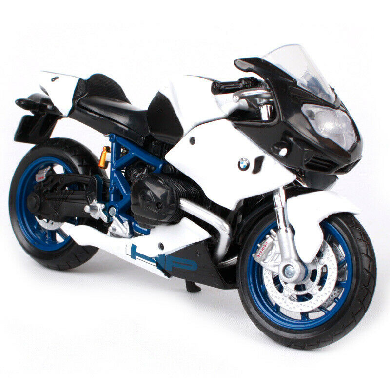MAISTO 1:18 BMW HP2 Sport MOTORCYCLE BIKE DIECAST MODEL TOY NEW IN BOX