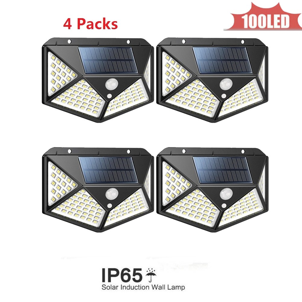 High Power Solar Wall Lamp PIR Motion Sensor LED Street Light Outdoor Waterproof Energy Saving Garden Yard Security Night Lamp 4