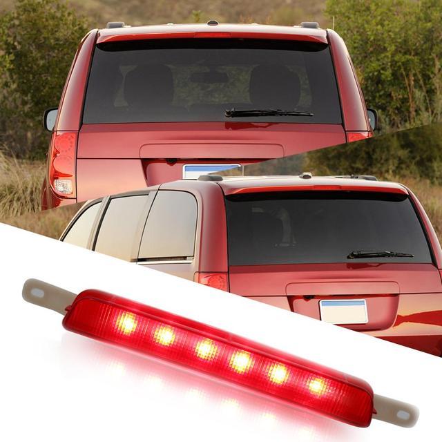 High Mount Stop Lamp Automobile Exterior Decoration Parts for Chrysler Town Country 08-16 Dodge Grand Caravan 08-19 3