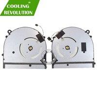 Original Laptop Cooling fan For Xiaomi mi air PRO 15.6 COOLING FAN Xiaomi mi air 15.6 COOLING FAN ND55C05 17E22 ND55C05 17E23