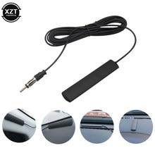 Amplificador de sinal de antena fm universal, dispositivo para amplificação de sinal de antena fm, carro, barco, rv
