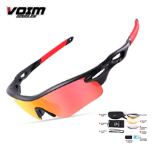 Polarized Cycling Outdoor Cycling Glasses Mountain Bike Goggles Bicycle Sunglasses