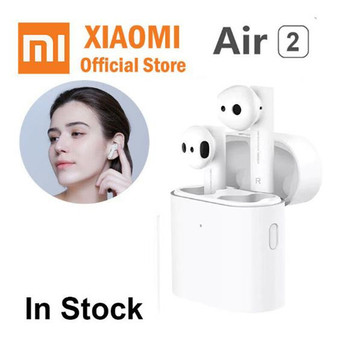Original Xiaomi Airdots Pro 2 Wireless Bluetooth Earphone Air 2 TWS Headset ANC Touch Control Earbuds with Mic ENC Voice Control