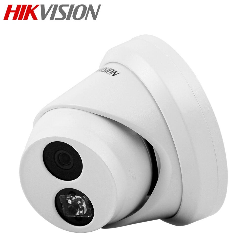 Caméra de surveillance extérieure 8MP 4K POE IP, 30m ir, tourelle, cctv, H.265 +, DS-2CD2383G0-I 3