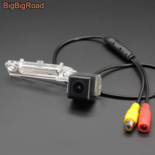 BigBigRoad Vehicle Wireless Rear View Parking CCD Camera HD Color Image For Porsche Boxster 911 Turbo GT2 GT3 MK1 996 1989-1998