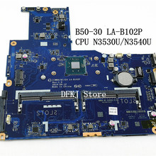 Placa base ZIWB0/B1/E0 REV: 1,0 LA-B102P B50-30 PC Intel