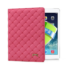 цена на Case For New Ipad 2017 Luxury Flip Auto Wake Up/Sleep Full Protect Cover Stand PU Leather Smart Case For Apple New Ipad 9.7 Inch