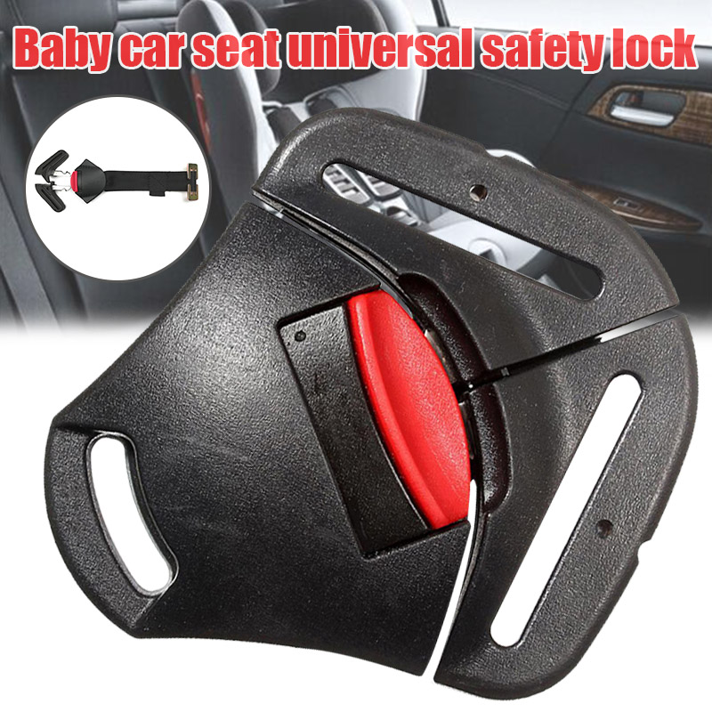 Baby Car Seat Lock Clip Buckle Chest Harness Fixed Safety Belt Brace Protection High Quality