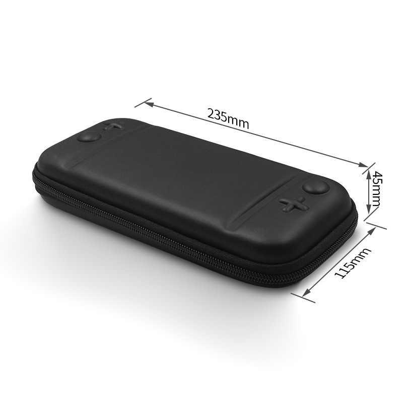 Twardy futerał dla nintendo przełącznik Lite Mini torba do przechowywania dla nintendo przełącznik Mini NS Lite konsoli do gier akcesoria