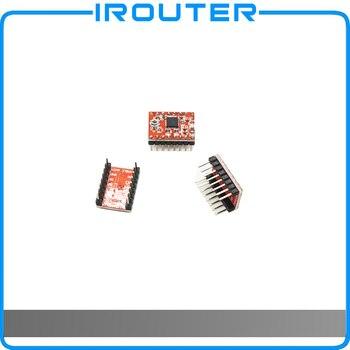Stepper Motor Driver A4988 3PCS 5pcs lot reprap stepper driver a4988 stepper motor driver module free shipping