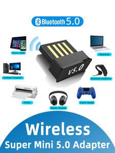 USB Bluetooth Adapters Transmitter Earphone Sender Dongles Audio-Receiver Laptop Wireless