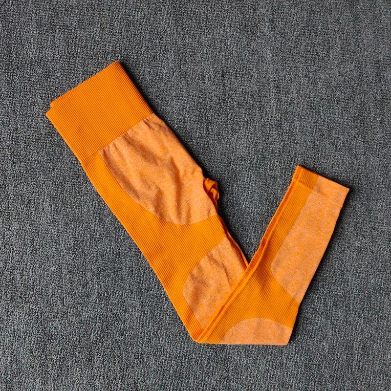 PantsYellow - 11 colors seamless yoga suit