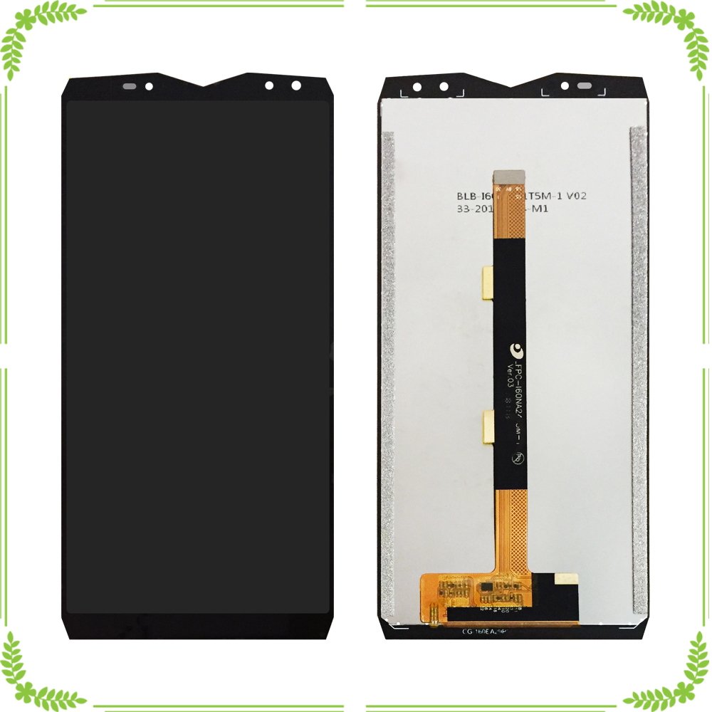 For <font><b>Ulefone</b></font> <font><b>Power</b></font> <font><b>5</b></font> LCD Display +Touch <font><b>Screen</b></font> Assembly Digitizer Replacement For LCD <font><b>Ulefone</b></font> <font><b>Power</b></font> 5S Display image