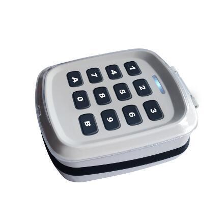 Contrôleur daccès clavier sans fil de porte de Garage 280-868mhz duplicateur de télécommande