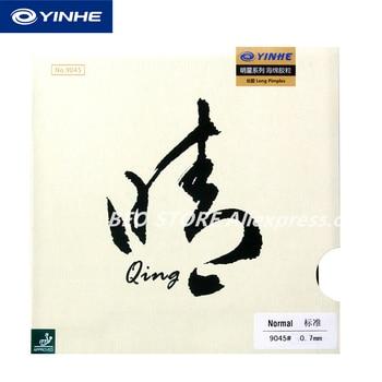 YINHE Qing Pips largo de goma/OX Topsheet Galaxy tenis de mesa de goma de ping pong esponja