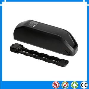 US EU RU No taxes lithium battery 36v 10ah 15ah 17.4ah e-bike battery for 36V 250W 500W Bafang BBS01 BBS02 motor +charger(China)