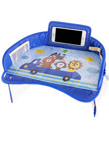 Plate-Table Table-Storage Desk Car-Seat-Tray Stroller Food-Water-Holder Baby Kids Children