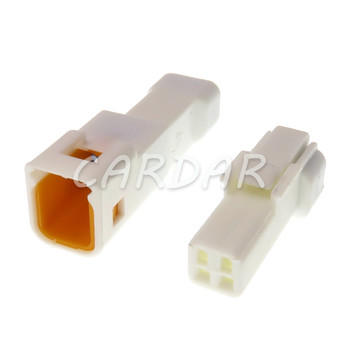 1 Set 2 Pin JST02R-JWPF-VSLE-D JST02T-JWPF-VSLE-D Waterproof Electrical Cable Socket For Auto Motors 2 sets 2 pin way jst male female automotive electric wire connector plug housing 02r jwpf vsle s 02t jwpf vsle s for benz bmw