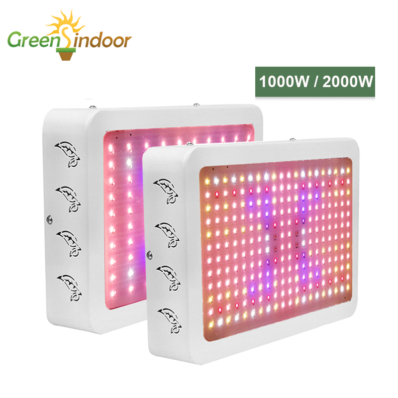 Phyto Lamp 1000W 2000W LED Grow Light Full Spectrum For Plants Lamp For Plants Fitolamp Grow Tent Indoor Plants Veg And Flower