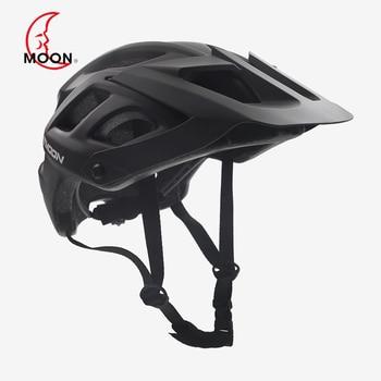 TRAIL XC-Casco de seguridad para bicicleta de montaña para hombre, protección para...