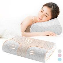 Подушка с эффектом памяти, хлопковая Подушка с медленным отскоком, подушка под давлением, новая противоскользящая подушка для таблеток, постельные принадлежности, подушка с медленным отскоком, подушка с эффектом памяти, горячая распродажа