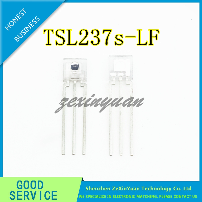 5PCS/LOT  TSL237S-LF Light To Frequency High Responsivity TSL237